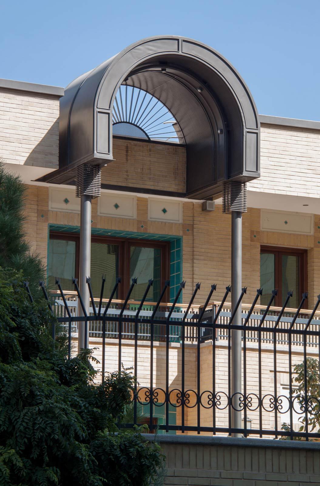 خانه ای در کوچه آسیاب